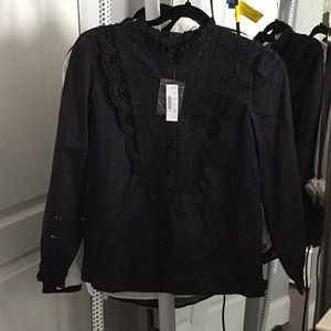 Women's Jcrew blouse size 0 *brand new with tags*
